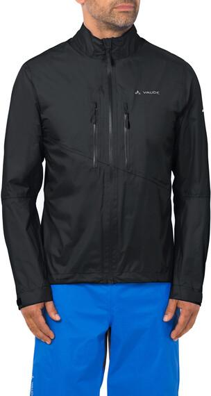 VAUDE M's Tremalzo Rain Jacket black